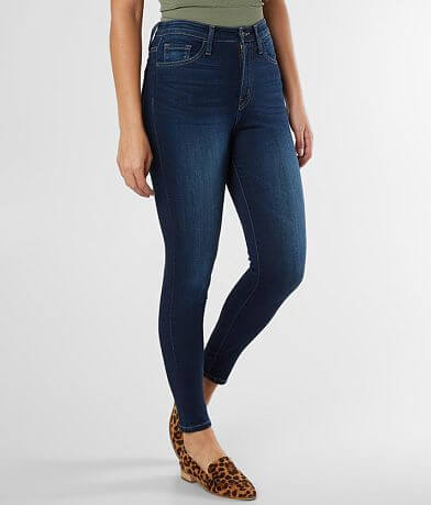 Flying Monkey Ultra High Ankle Skinny Stretch Jean
