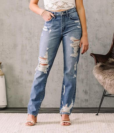 Flying Monkey Ultra High Rise Straight Jean