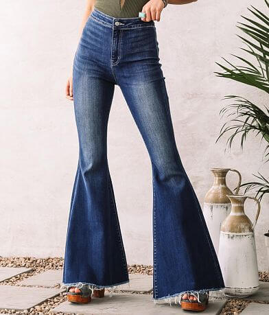 Flying Monkey Ultra High Rise Extreme Flare Jean