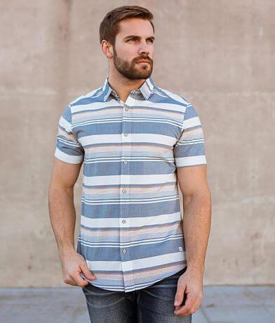 Departwest Woven Striped Shirt
