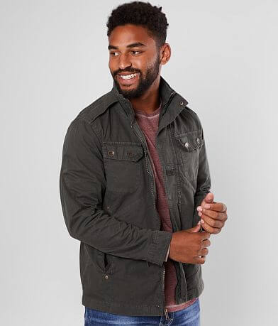Outpost Makers Washed Canvas Jacket