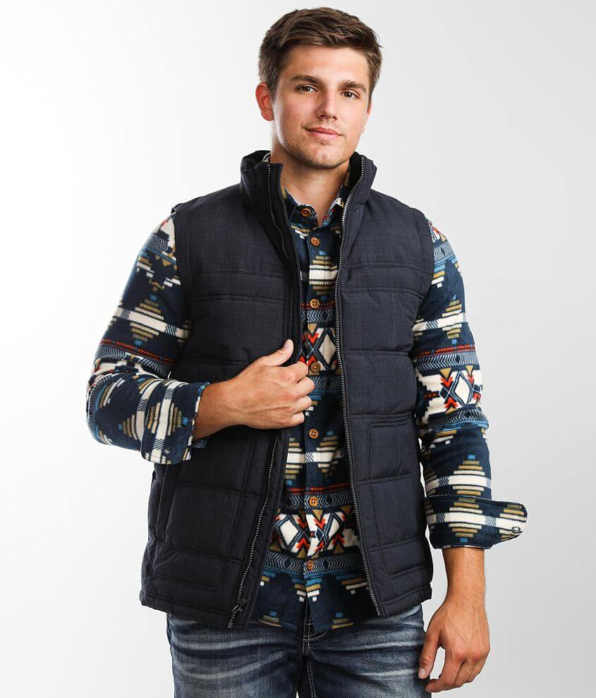 BKE Puffer Vest front view