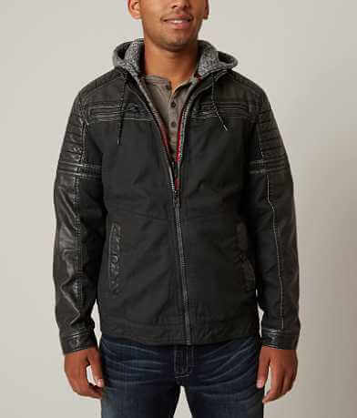 Buckle Black Paxton Jacket