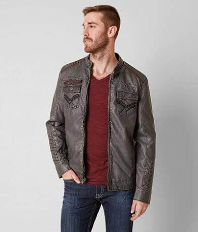 Buckle Black Jake Jacket