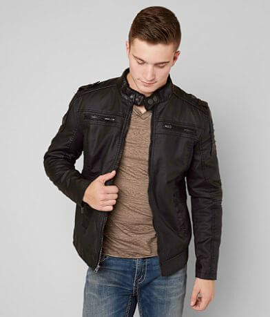 Buckle Black Don't Take Jacket