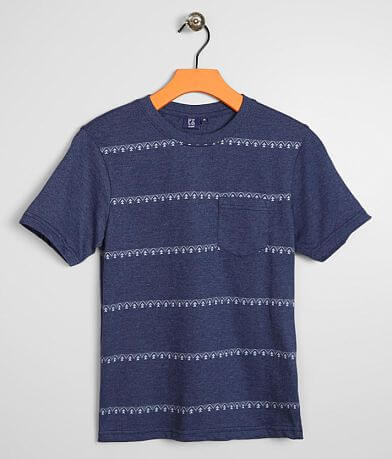 Boys - PX Striped Pocket T-Shirt