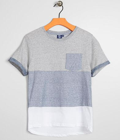 Boys - PX Nubby Paneled T-Shirt