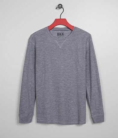 Boys - BKE Marled Crew Neck T-Shirt