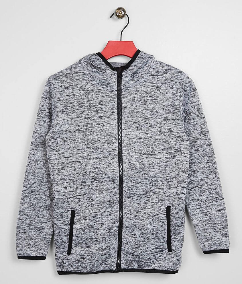 Boys - PX Full Zip Hooded Jacket front view