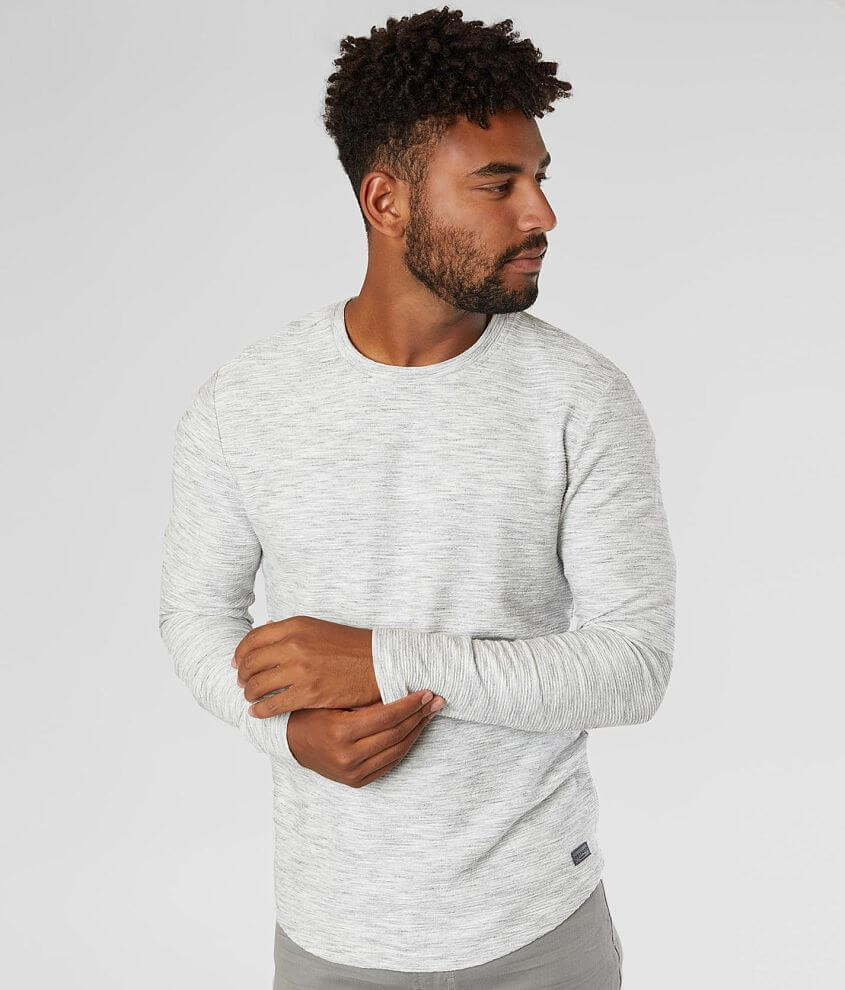 Outpost Makers Textured Knit T-Shirt front view
