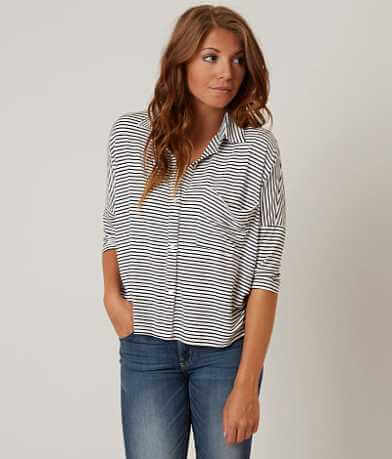willow & root Striped Shirt