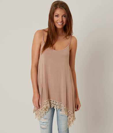 willow & root Strappy Tank Top