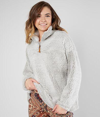 BKE Wubby Fleece Pullover
