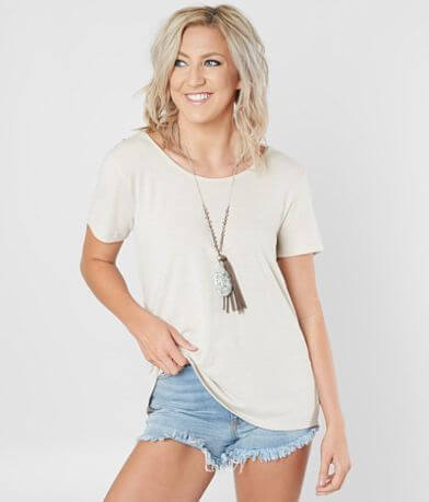Daytrip Back Lace-Up Top