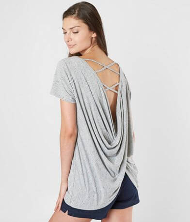 Daytrip Tulip Back Top
