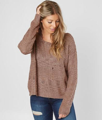 Daytrip Slub Yarn Sweater