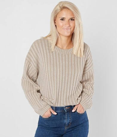 Daytrip Ribbed Sweater