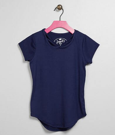 Girls - Poof Strappy T-Shirt