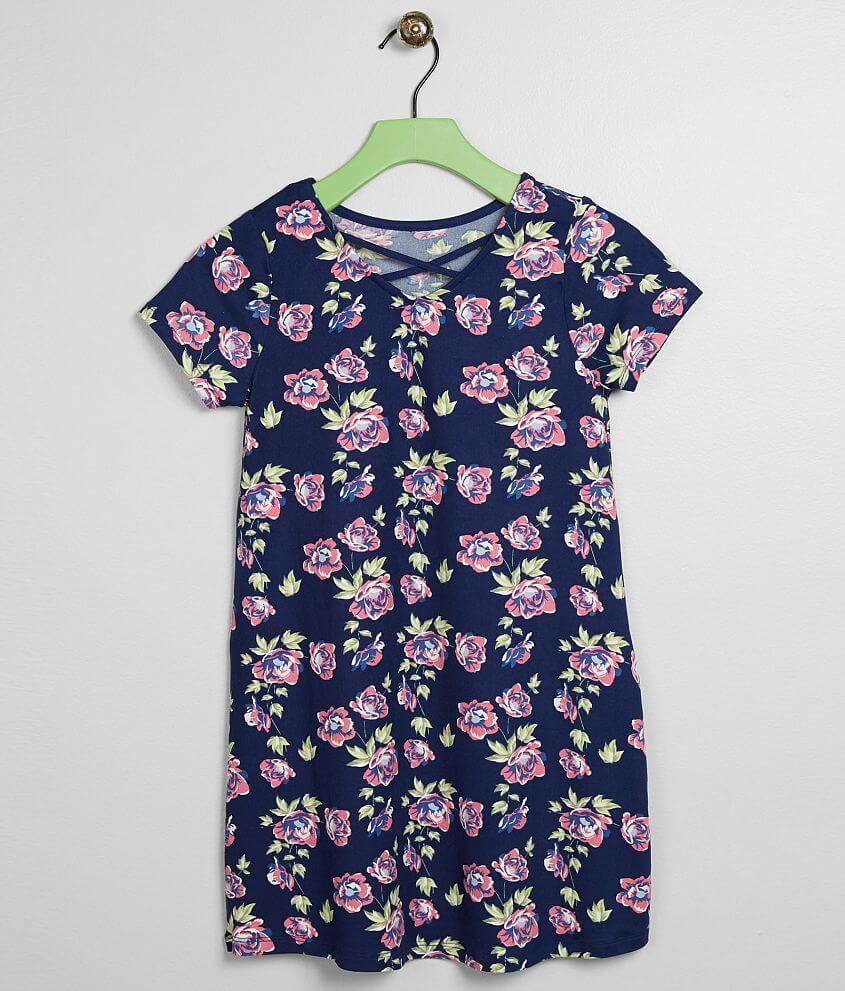 Girls - Daytrip Floral Dress