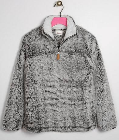 Girls - Daytrip Frosted Sherpa Jacket