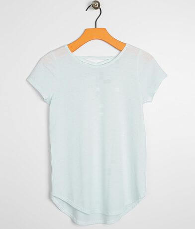 Girls - Daytrip Back Lace-Up Top - Special Pricing