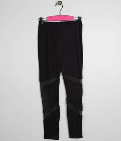 Girls - Daytrip Mesh Inset Legging