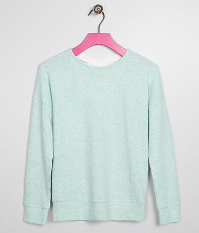 Girls - Daytrip Brushed Knit Top