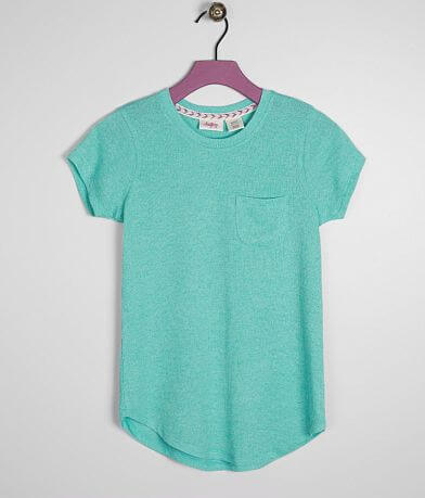 Girls - Daytrip Ribbed Knit Top