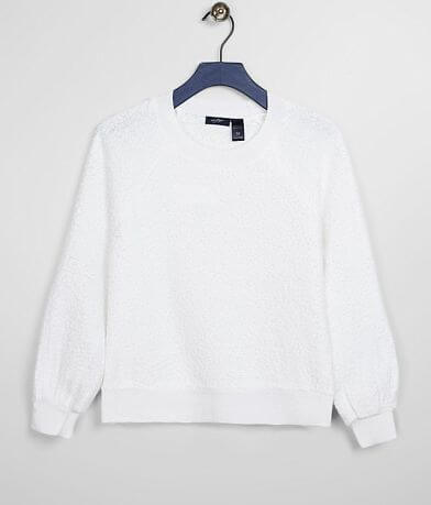 Girls - Daytrip Terry Cloth Pullover
