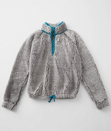 Girls - BKE Frosted Wubby Pullover