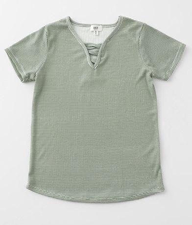 Girls - BKE Mini Striped T-Shirt