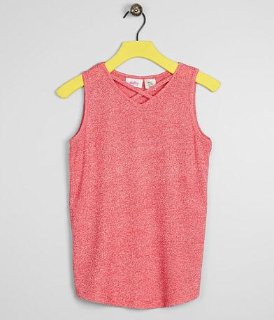 Girls - Daytrip Criss Cross Tank Top