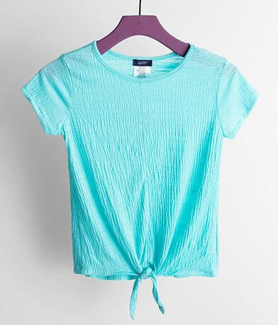 Girls - Daytrip Tie Front Top