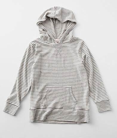 Girls - Daytrip Striped Hoodie
