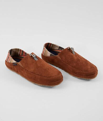 Pendleton Day Dropheel Slipper