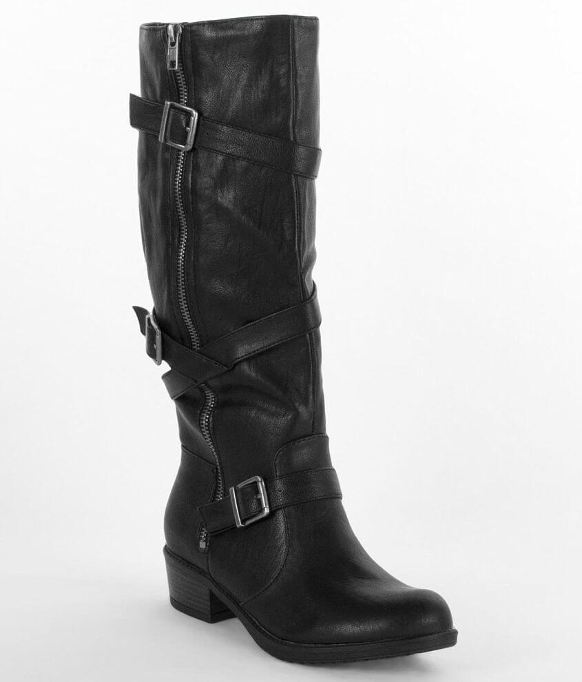BKE sole Albina Riding Boot front view