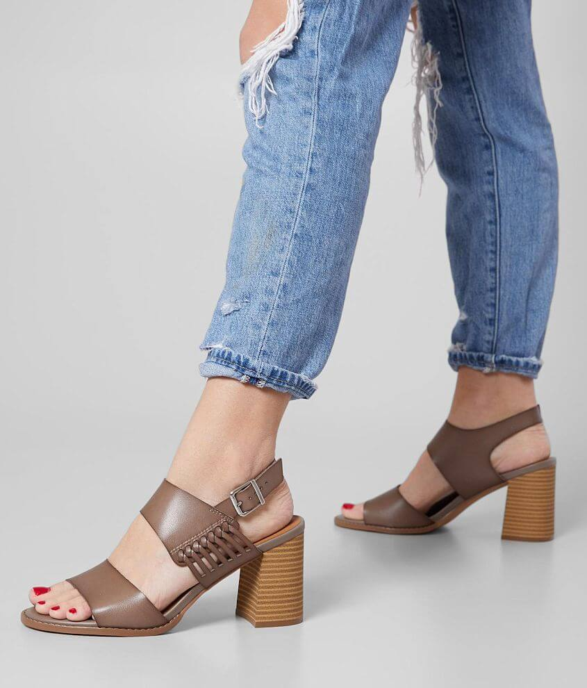 Now or Never Andre Heeled Sandal front view