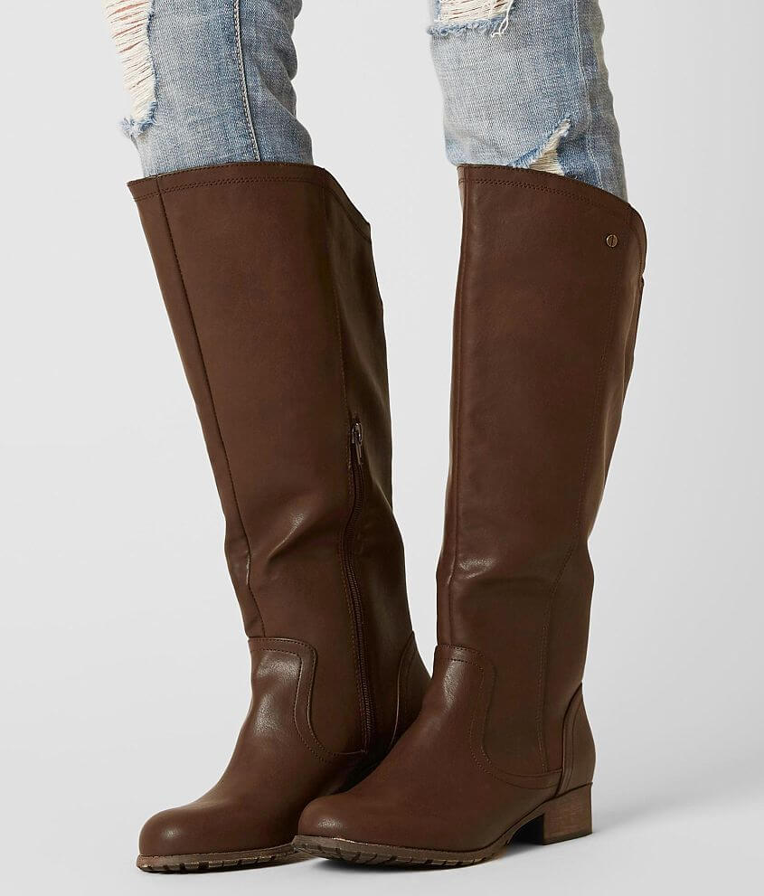 BKE sole Dante Riding Boot front view