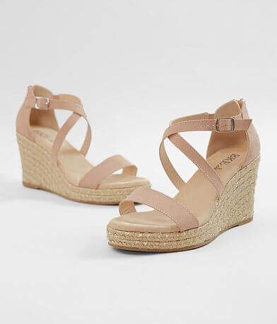BKE sole Davinia Wedge Sandal