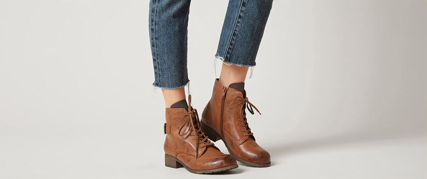 Now or Never Frances Boot front view