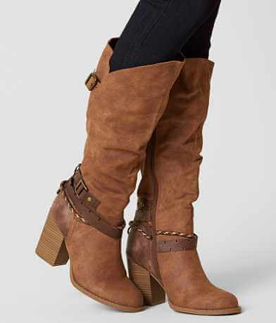 BKE sole Faux Leather Boot