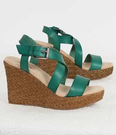 Daytrip Colored Wedge Sandal