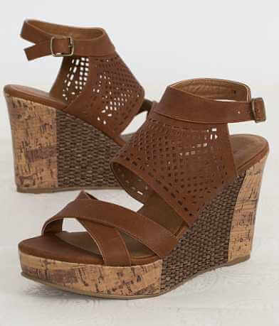 BKE sole Paulina Wedge Sandal