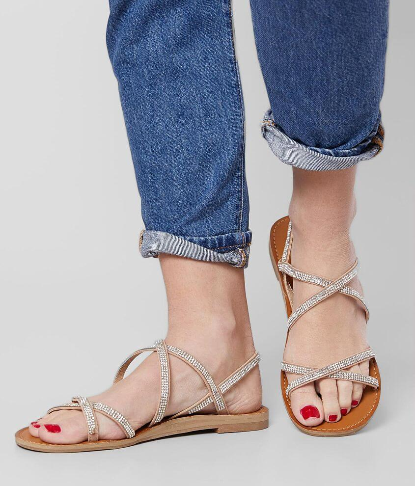 Now or Never Pretoria Sandal front view