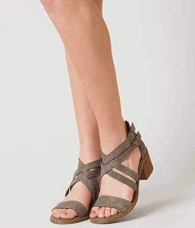 Solely Black by BKE Rocha Sandal