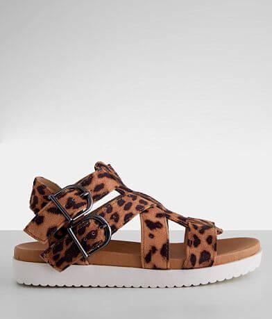 Girls - Jellypop Leopard Sandal