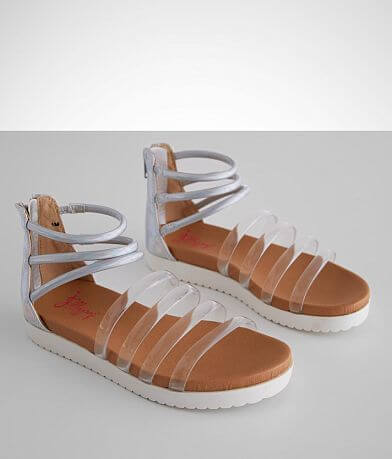 Girls - Jellypop Skool House Iridescent Sandal