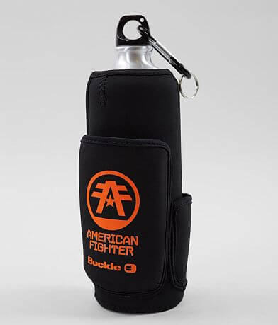 American Fighter Brand Event Water Bottle