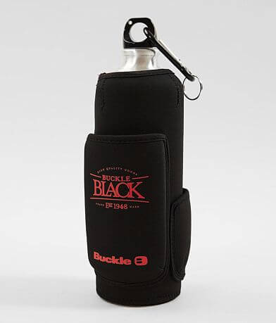 Buckle Black Brand Event Water Bottle