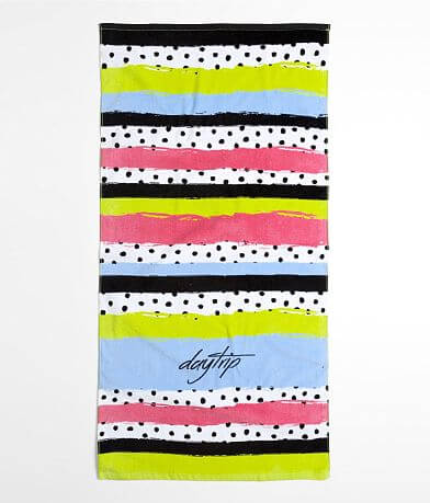 Daytrip Brand Event Beach Towel